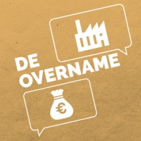 Logo of the podcast #7 REMCO VOS (SERIE OVERNEMER)