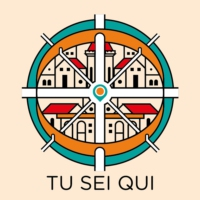 Logo of the podcast Tu sei qui