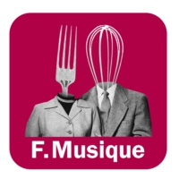Logo of the podcast La chronique Gastronomie