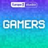 Logo du podcast GAMERS, l'histoire secrète des jeux vidéo
