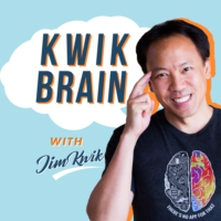 Logo of the podcast 46: How To Train Focus & Flow with Steven Kotler
