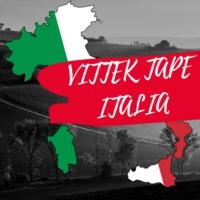 Logo of the podcast Vittek Tape Italia