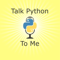 Logo du podcast #174 Coming into Python from another Industry (part 2)