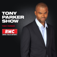 Logo of the podcast RMC : 01/02 - Tony Parker Show