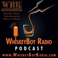 Logo of the podcast WhiskeyBoy Radio – Variety Podcast