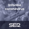 Logo of the podcast Informe Coronavirus
