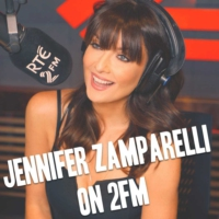 Logo of the podcast Jennifer Zamparelli on 2FM