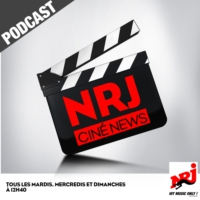 Logo of the podcast NRJ Ciné News - Mercredi 9 Mai