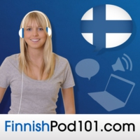 Logo of the podcast Learn Finnish | FinnishPod101.com
