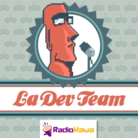 Logo du podcast Jeu t'aime moi non plus (La Dev Team #1)