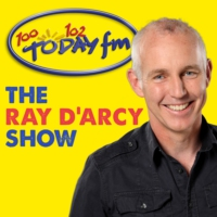 Logo of the podcast Jockey Davy Russell –live in Youghal on Ray D'Arcy Show