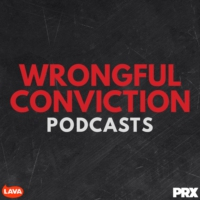 Logo of the podcast Wrongful Conviction with Jason Flom - Julius Jones - with Kim Kardashian West