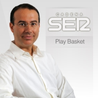 Logo of the podcast Play Basket (1/12/14): Carlos Suárez, Nacho Martín y San Emeterio, protagonistas