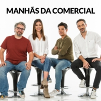 Logo of the podcast Rádio Comercial - Manhãs da Comercial
