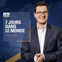 Logo of the podcast BFM : 13/05 - 7 jours dans le monde