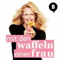 Logo of the podcast Mit den Waffeln einer Frau