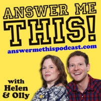 Logo du podcast Answer Me This!