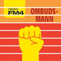 Logo of the podcast FM4 Ombudsmann