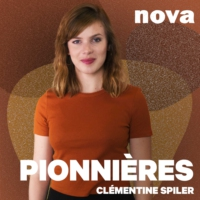Logo of the podcast Pionnières