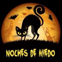 Logo of the podcast NOCHES DE MIEDO