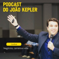 Logo of the podcast João Kepler - Podcast