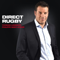 Logo du podcast RMC : 26/02 - Direct Rugby
