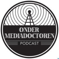 Logo of the podcast Onder Mediadoctoren