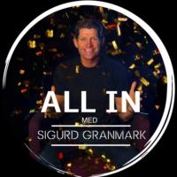Logo of the podcast ALL IN med Sigurd Granmark