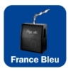 Logo of the podcast La Playlist de France Bleu Lorraine