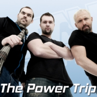 Logo of the podcast 8-8- Power Trip