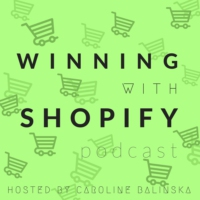 Logo of the podcast Winning With Shopify