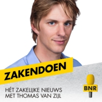 Logo of the podcast Zakendoen | BNR