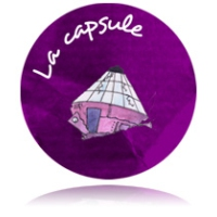 Logo of the podcast La Capsule – octobre 2011