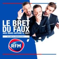 Logo of the podcast Le Bret du Faux