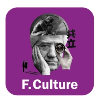 Logo of the podcast France Culture - L'etonnant Mr Resnais