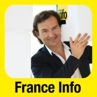 Logo of the podcast franceinfo - C'est mon boulot