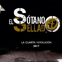 Logo of the podcast El Sótano Sellado 4 (podcast oficial)