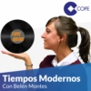 Logo of the podcast Tiempos Modernos