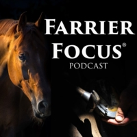 Logo of the podcast Farrier Focus Podcast
