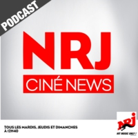 Logo du podcast NRJ Ciné News - Mardi 12 septembre