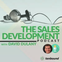 Logo du podcast Ep 51 Brian Remington, Feb 2018 - How to become a trusted Sales Development Leader