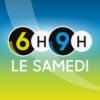 Logo of the podcast Six heures - Neuf heures, le samedi - La 1ere