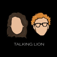 Logo of the podcast Talking Lion