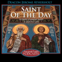 Logo of the podcast Saint of the Day
