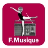Logo of the podcast France Musique - Ca porte à danser