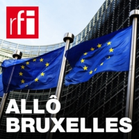 Logo of the podcast Allô  Bruxelles - Alain Dauvergne, conseiller de l'Institut Jacques Delors