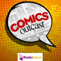 Logo of the podcast Didier Barbelien (Comics Outcast #56)