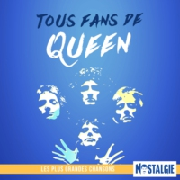 Logo of the podcast Tous fans de Queen