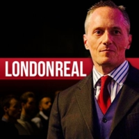 Logo of the podcast London Real