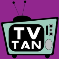 Logo of the podcast TV Tan Podcast